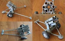 Original antiguo nebelwerfer metal modelo/longitud aprox. cm 32