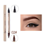 2-in-1-Eyeliner-Liquid-Eyebrow-Pen-Pencil-Waterproof-Makeup-Cosmetic-Tool thumbnail 9