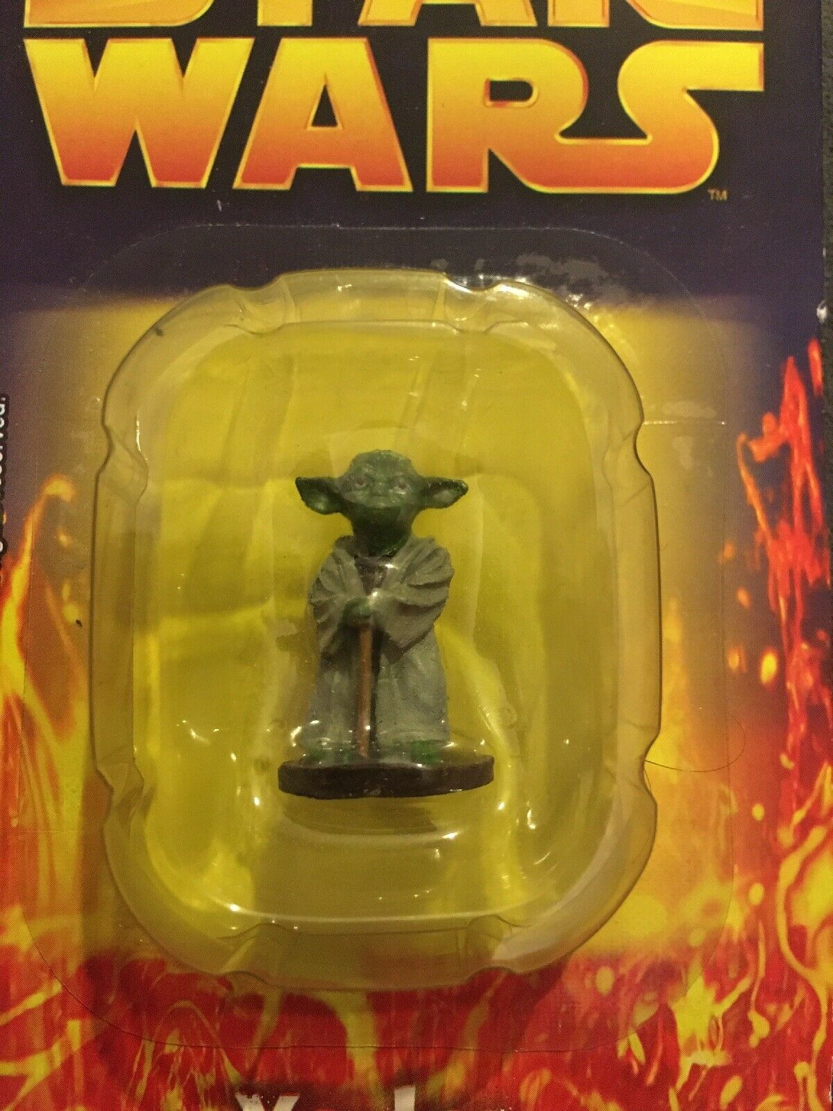 Figurine StarWars : Figurine Star Wars Yoda