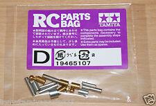 Tamiya 58043 Grasshopper/58044 Pajero/Hornet, 9465107/19465107 Screw Bag D, NIP