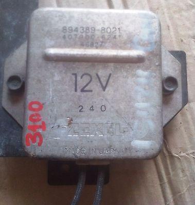1x NGK glow plug pour Isuzu Trooper 3.1 92 à 98