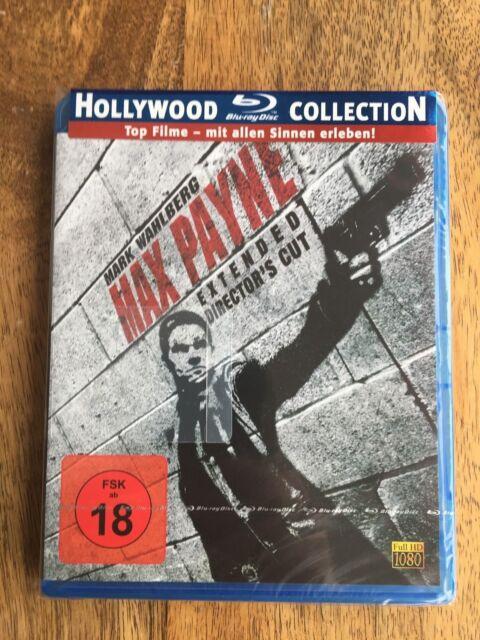 Max Payne [Bluray] neu, ovp, uncut, Mark Wahlberg, Mila Kunis, Chris O'Donnell