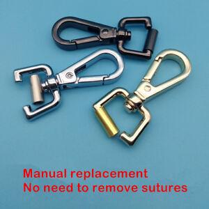 eb4ec757a0d Details about Replacement Hardware Bag Handbag Accessories Clip Buckle  Clasps Repair REMOVABLE