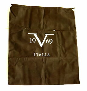 19V69 ITALIA Black Versace1969 DUST XL Bag for Purses Handbag Tote ... 0cf43cf92e0c4