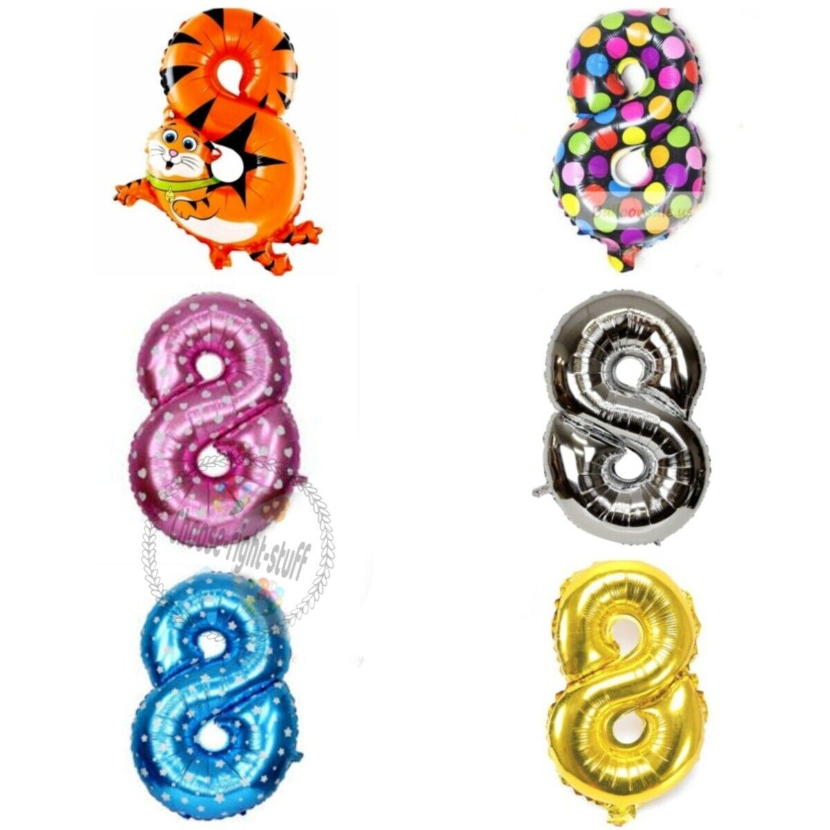 Ombre Colorful 40 Inch Helium Foil Mylar Number Balloons Combine Into 10th 20th 30th 40th 50th 60th 70th 80th 90th 100th Birthday Party Decorations Tellpet Number 0 Balloon