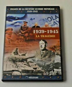 DVD SECONDE GUERRE MONDIAL 1939 1945 LA TRAGEDIE HITLER LIVRE BLU-RAY