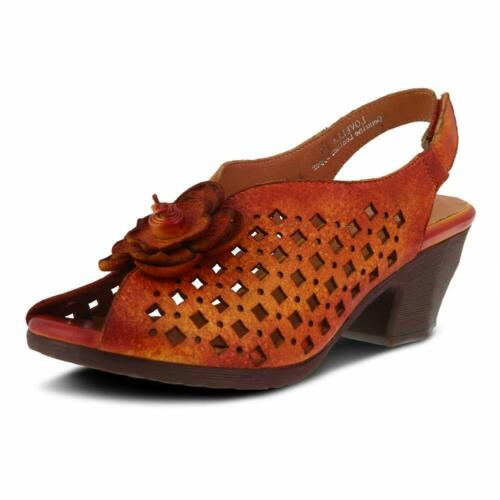 Details about  /Lartiste Lovella Sandals Red Multi New