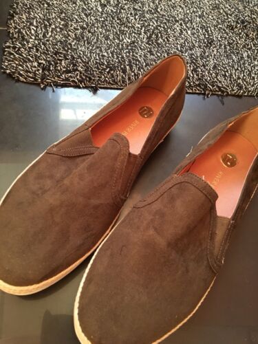 Shoes Island Uk River Khaki Brand New Flat 6 Green qHdwIwzx