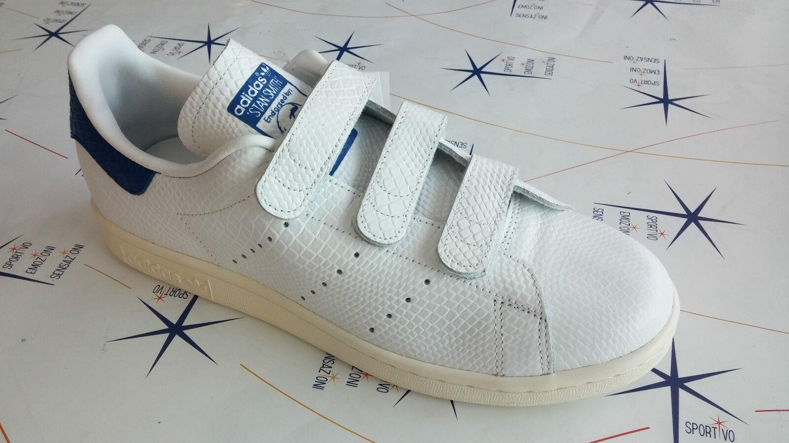 Adidas Stan Smith cf weiß - blau - B24534