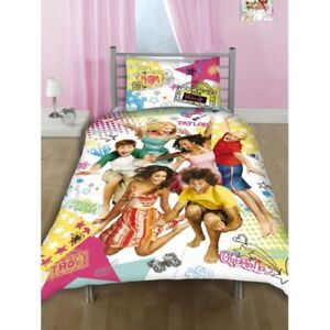 High-School-Musical-Double-Duvet-Set-bed-set-kids-film-Christmas-gift-fun