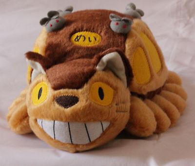 Studio Ghibli My Neighbor Totoro soft catbus Cat bus Stuffed Plush Doll Toy