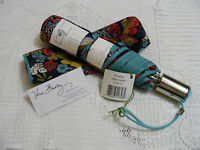 Vera Bradley Happy Snails Umbrella Full Size To Match Purse Tote Backpack,
