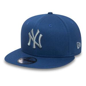 be2fd552ba0 NEW ERA 9FIFTY LEAGUE ESSENTIAL NEW YORK YANKEES NY SNAPBACK CAP CAP ...