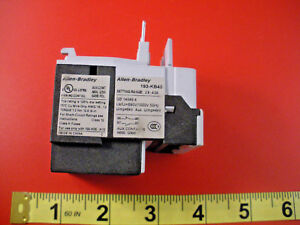 Allen-Bradley-193-KB40-Ser-A-Thermal-Overload-Relay-2-9-4a-193KB40-New-Nnb
