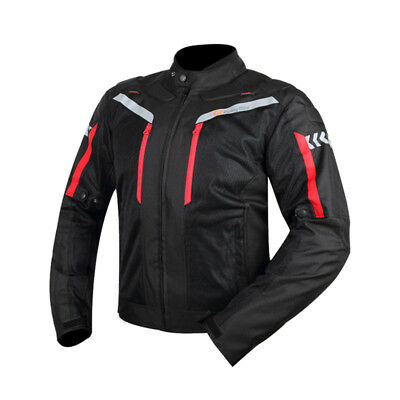 Windproof Motorcycle Jacket Pants Suit Racing Clothing Protective Gears Armors