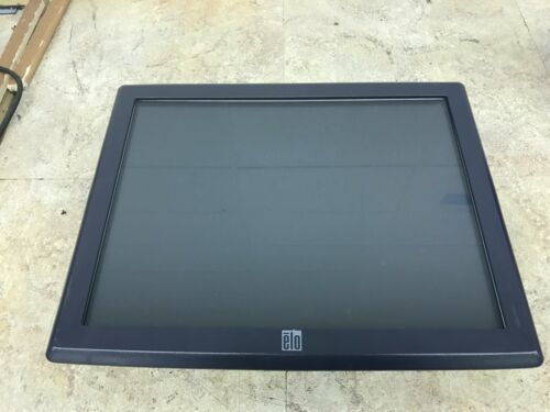 """Elo Touch Systems ET1515L-8CWC-1-GY-G 15/"""" LCD Touchscreen Monitor"""