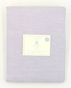 Pottery Barn Kids Quincy Panel Reverse Belt Loop Lilac