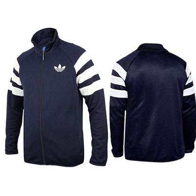 Adidas Performance Ed Logo Mens Hooded Jumper Zip Sweatshirt Track F91900 M14