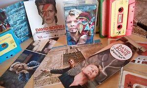 David Bowie - I'm Afraid of Americans K7 limited Edtion 2017 NEW DAVID BOWIE IS - Italia - David Bowie - I'm Afraid of Americans K7 limited Edtion 2017 NEW DAVID BOWIE IS - Italia