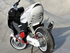 Heckdurchgang Unterboden Heck MTKT Verkleidung Weiss für Yamaha Aerox MBK Nitro