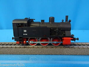 Marklin-3104-DB-Tender-Locomotive-Br-89-0-BLACK-OVP