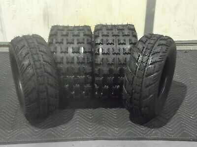 All 4 Tires 20x10-9 AMBUSH ATV TIRES 21x7-10 HONDA TRX 400EX