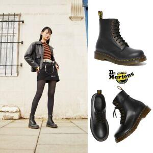 dr martins black boots