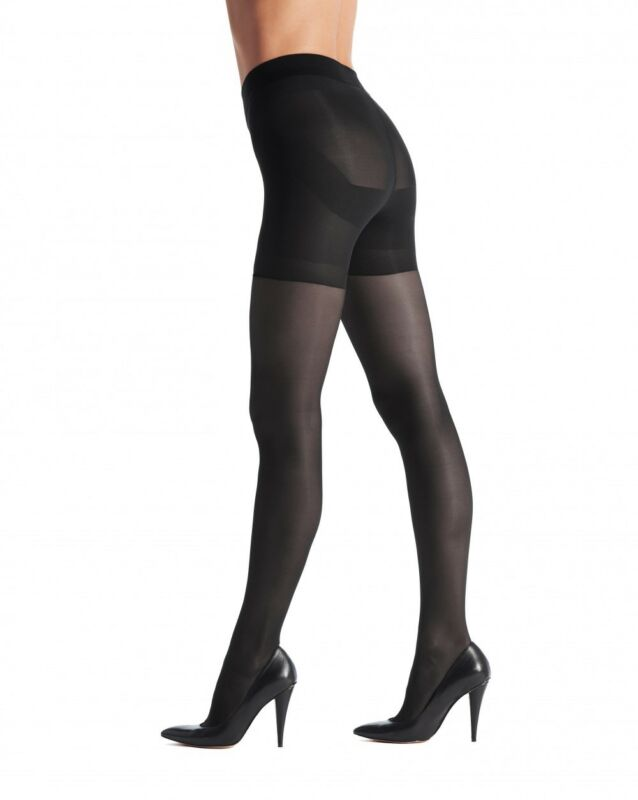 Oroblu Shock Up 60 Tights, Shaping Tummy, Hips, Buttocks, Black M = 40-42