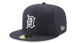 a982265f93b Detroit Tigers New Era MLB Diamond Era 59Fifty On Field Fitted Cap ...