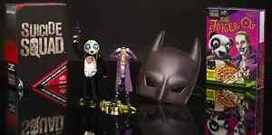 SDCC 2016 Mattel Exclusive DC Multiverse Suicide Squad Joker And Panda