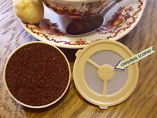 Kaffeepad für Senseo 7820 ,wiederbefüllbar, ECOPAD, Dauerpad 5er Sparpack *