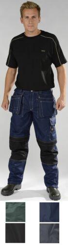 OCEAN DUSA Work Wear Pantaloni Workwear 130-12 isolati acqua e vento prova
