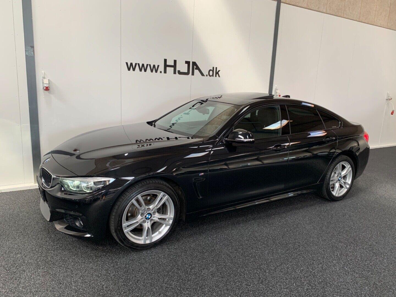 BMW 420d 2,0 Gran Coupé M-Sport aut. 5d - 4.259 kr.