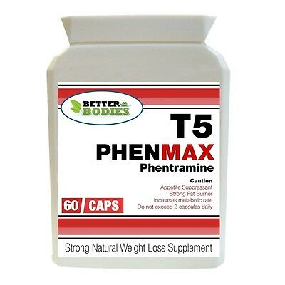 90 T5 PHENTRAMINE STRONG DIET WEIGHT LOSS APPETITE SUPPRESSANTS FAT BURNERS PILL
