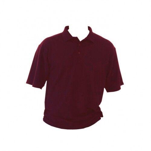 Ultimate Abbigliamento Collezione Unisex 50//50 PIQUET POLO-Adulto Manica Corta Top