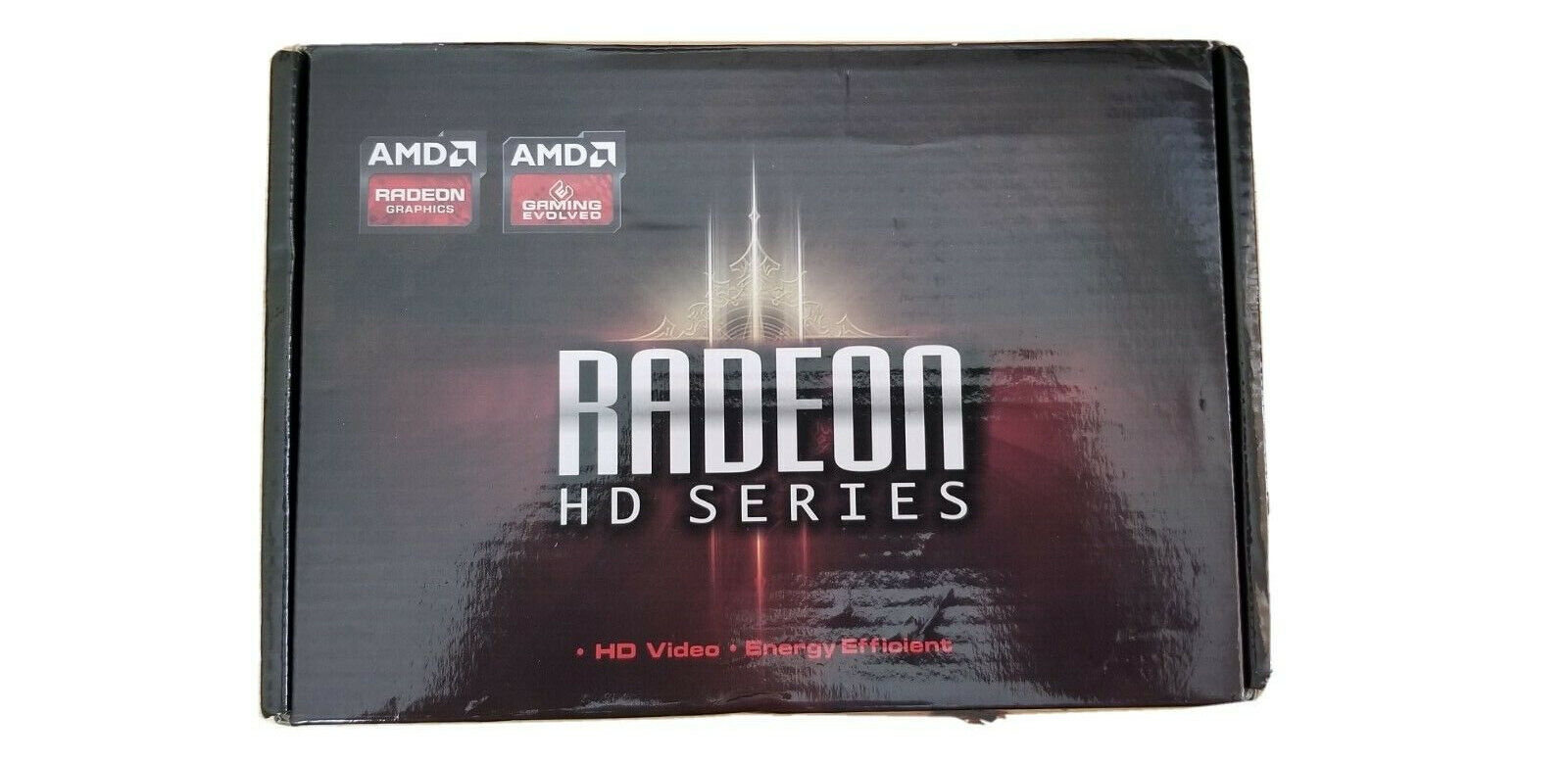 AMD HD7670 DDR5 4GB VGA HDMI DVI GRAPHIC CARD