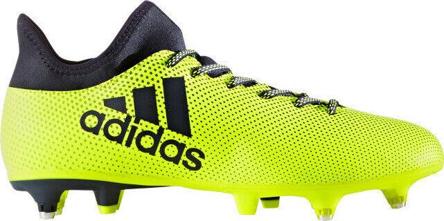 Sautope calcio miste uomo Adidas X 17.3 SG S82386 GituttioNero