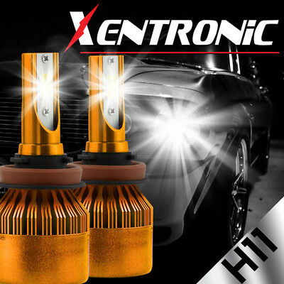 HB5 9007 Xentec LED 1020W 153000LM Headlight Conversion Bulb White 6000K HI//LO
