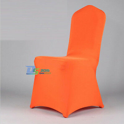 Premium Lycra Spandex Stretch Chair Covers Banquet Wedding Party Decoration New