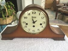 Vintage Bulova Westminster Made in Germany Mantel Clock