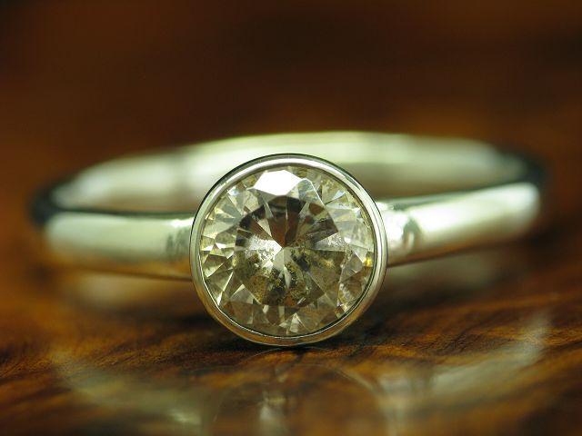 925 STERLING silver RING MIT ZIRKONIA BESATZ   ECHTsilver   2,8g   RG 56