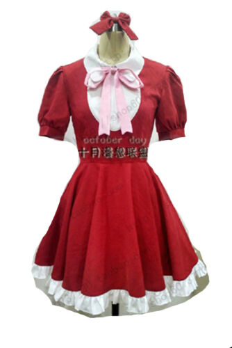Hot! Bungo Stray Dogs Elise Cosplay Costume Custom Made