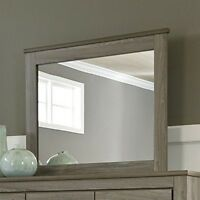 Signature Design By Ashley B248-36 Bedroom Mirror - Warm Gray