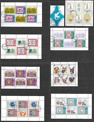 Bulgarien O Lot Mit Nur Kompletten Ausgaben Aus 1985-1991 Katalog 2009 Ca Briefmarken 20,00 Profitieren Sie Klein