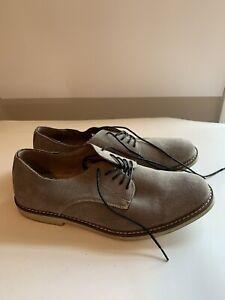 Banana Republic Men's Suede Dress Shoes. Size 10