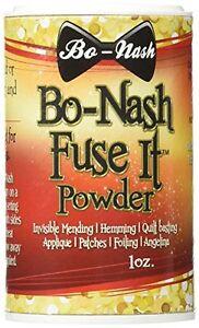 Bo-Nash 1004 Bo Nash Fuse It Powder Complete Starter Kit NEW