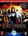 The Lord of the Rings : The Return of the King by Prima Temp Authors Staff and Mario De Govia (2003, Paperback)