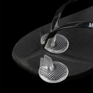 Silikon-Gel-High-Heel-Pads-Flip-Flop-Einlegesohlen-Einsatzkissen-Loeschen-Gut