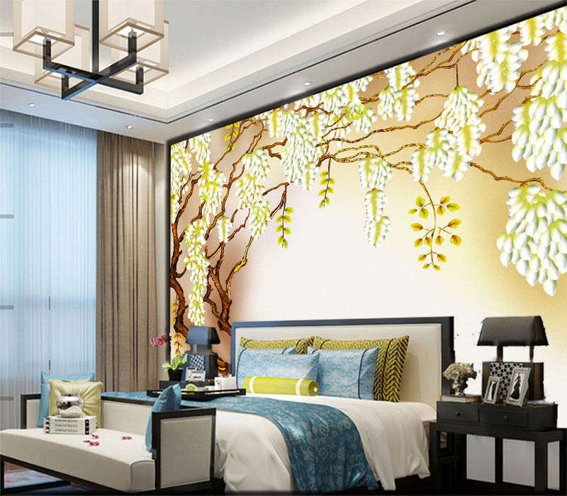 Prominent Big Branch 3D Full Wall Mural Photo Wallpaper Printing Home Kids Decor