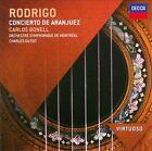 Rodrigo: Concierto de Aranjuez (CD, Jul-2012, Decca)
